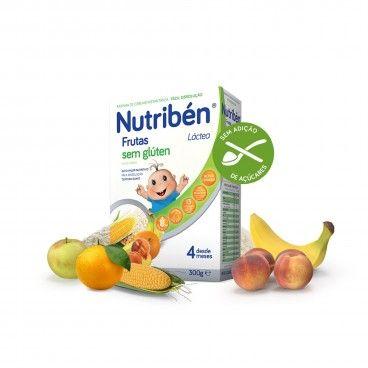 Nutribén Farinhas Fruta S/Glúten | 300g