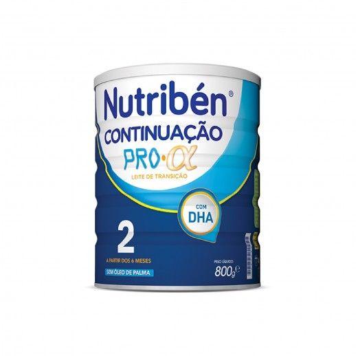 Nutribén Cont Pro-Alfa | 800g