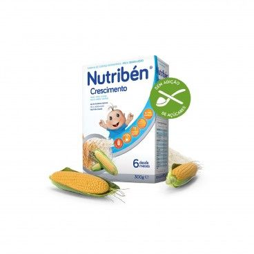 Nutribén Farinhas Cresc Não Láctea | 300g
