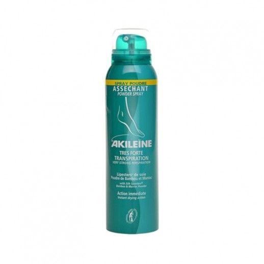 Akileïne Spray Absorbent Powder Very Intense Perspiration |150 mL