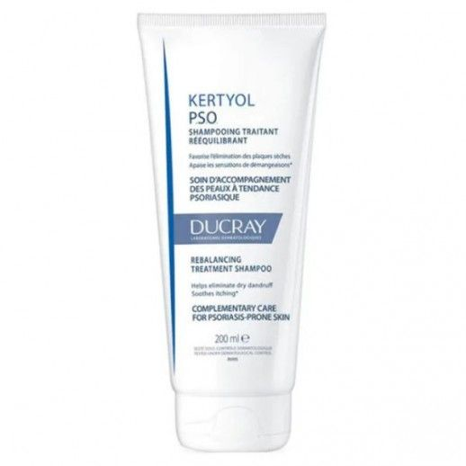 Ducray Kertyol P.S.The Keratoreducer Care Shampoo   200 ml
